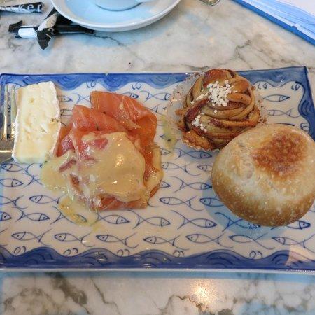 Berns Hotel: Breakfast