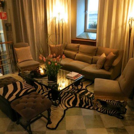 Berns Hotel: Lobby