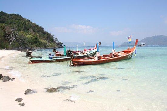 Coral Island Resort: Море