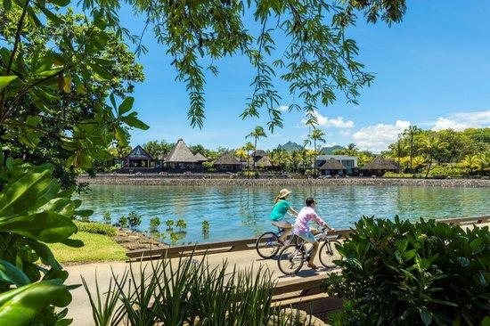 Four Seasons Resort Mauritius at Anahita : Cycling