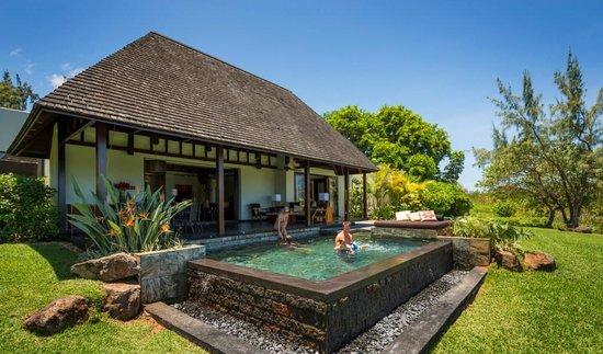 Four Seasons Resort Mauritius at Anahita : Three Bedroom Garden Residence Villa