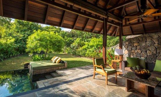 Four Seasons Resort Mauritius at Anahita : Garden Pool Villa