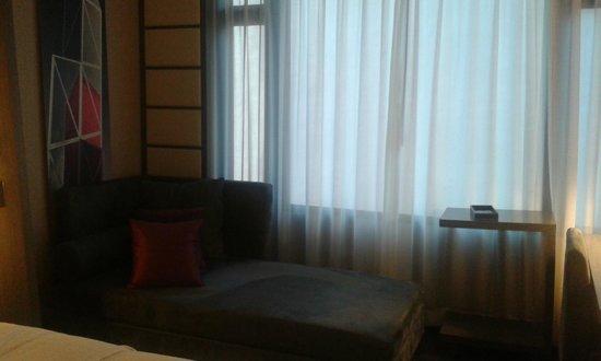 Novotel Hong Kong Nathan Road Kowloon : Room 1
