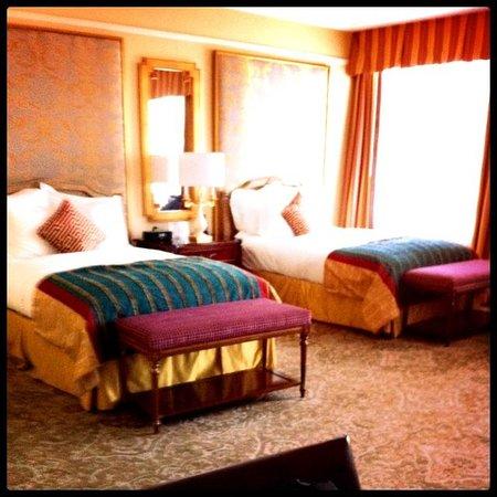 The Ritz-Carlton, New Orleans: Nice room