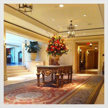 The Ritz-Carlton, New Orleans : Lobby