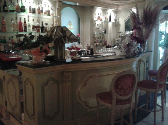 Hotel Ville Montefiori: Bar