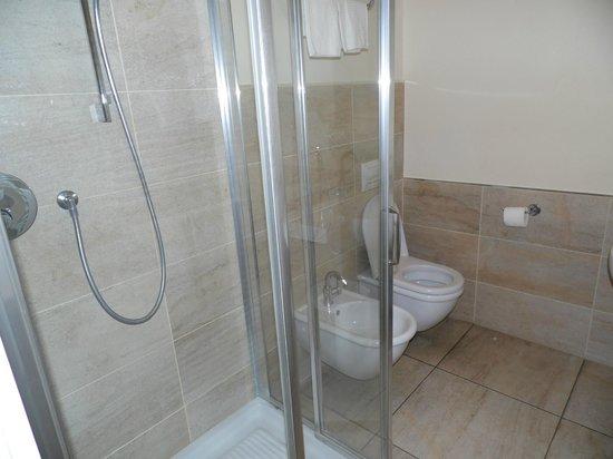 San Francesco Hotel: bagno