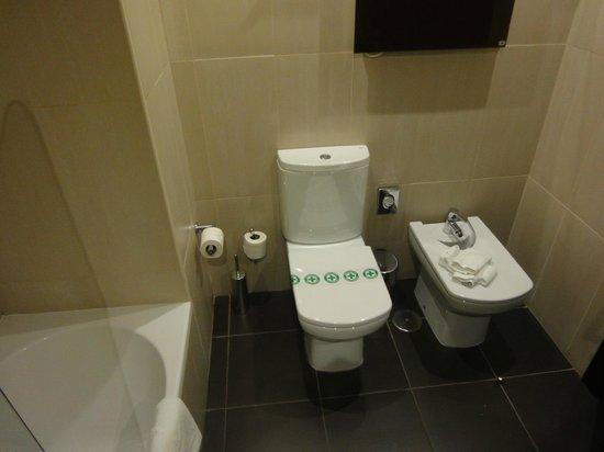 Las Bovedas: banheiro