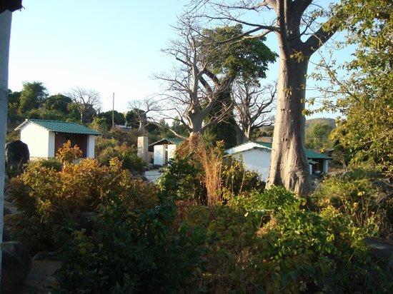 Ulisa Bay Lodge: Rooms