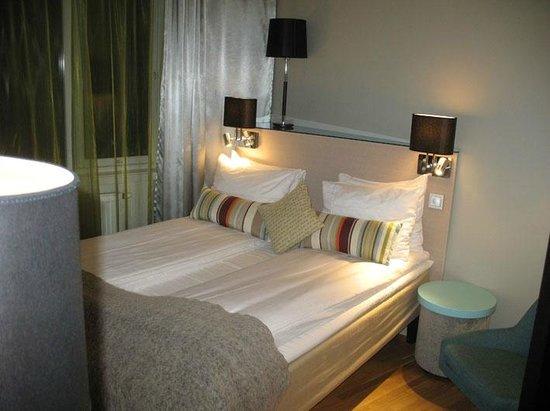 Thon Hotel Tromso: excellent beds