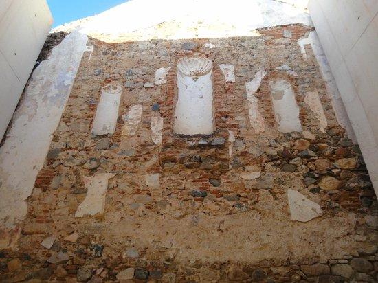 Templo de Diana: antiga igreja