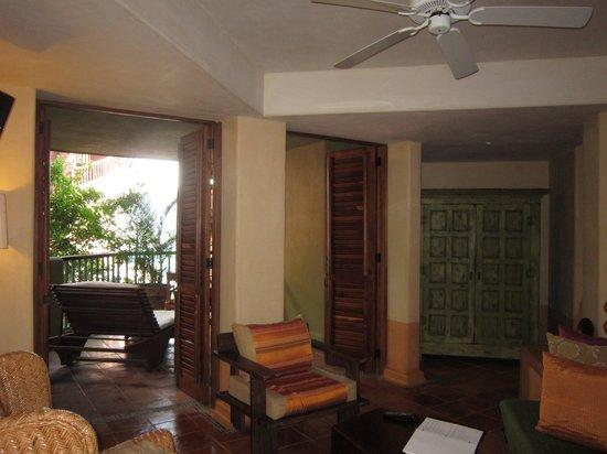 Embarc Zihuatanejo : one bedroom or studio?