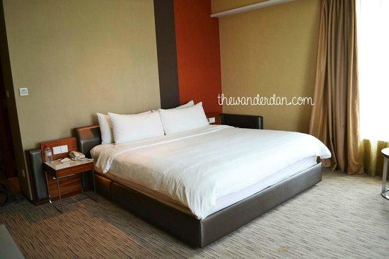 Traders Hotel, Kuala Lumpur : Executive Room