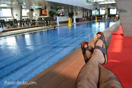 Traders Hotel, Kuala Lumpur : Pool