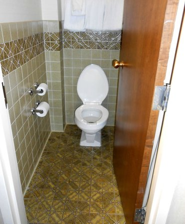 Kahler Grand Hotel : Nasty outdated bathroom