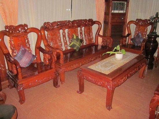 Angkor Way Boutique Hotel: Холл