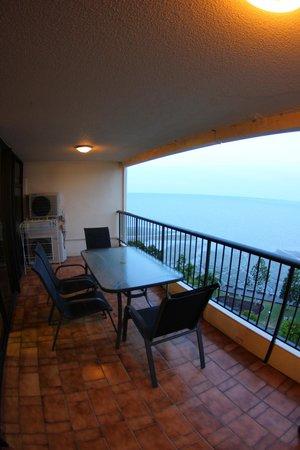 Cairns Aquarius: Balkon