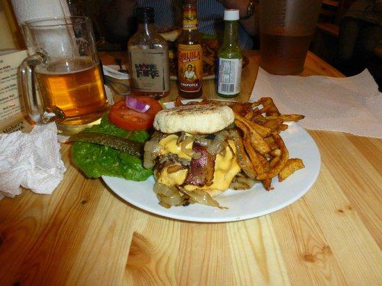 The Bird: The tastiest burgers!