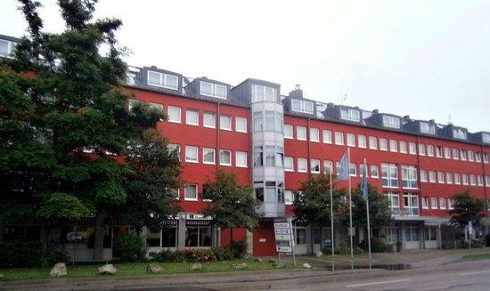 NH München City Sud: Das Hotel