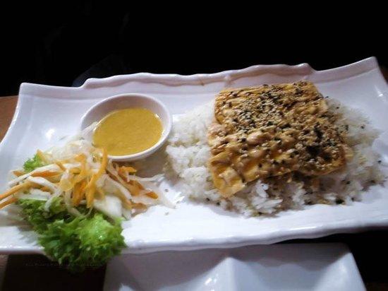 Surf & Sushi: Teriaky Salmon