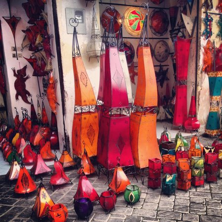 Sahara Tours International - Day Tours: Morocco full of colors
