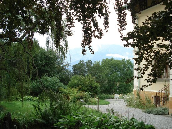 Haus Gothensitz, Apartments, Rooms : Vue du jardin