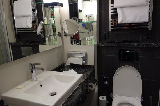 Cosmopolite Hotel: ванная комната