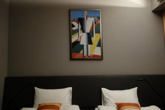 Cosmopolite Hotel: номер