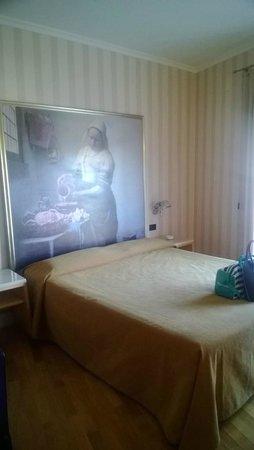 Hotel Tre Fontane : Camera