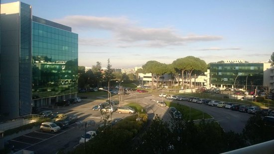 Hotel Tre Fontane : Vista dal balcone