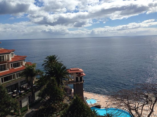 Hotel The Cliff Bay: The view from 647