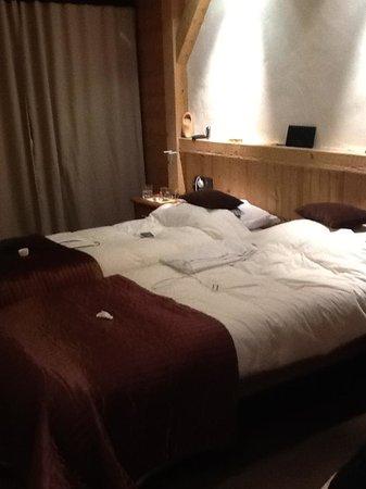 Chalet Virolet: Room