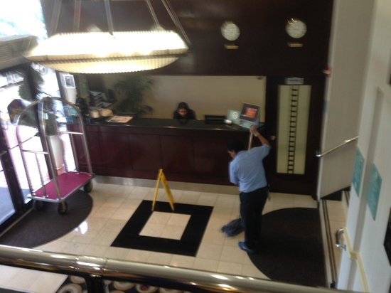Best Western JFK Airport Hotel : Lobby