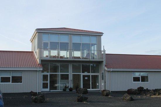 Northern Light Inn: Viewing observatory