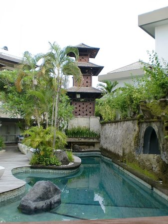Villa Kresna Boutique Villas: pool