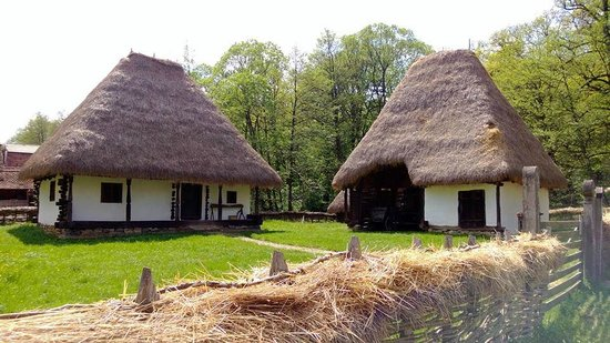 ASTRA Museum: Traditional house