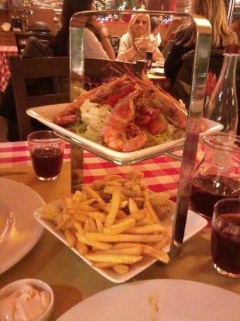 La Specialeria: fish and chips