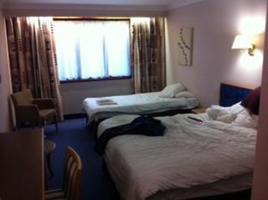 BEST WESTERN Brook Hotel Norwich: Room