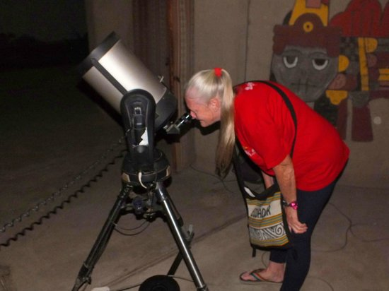 DM Hoteles Nasca: Checkingout Jupiter and its Moons