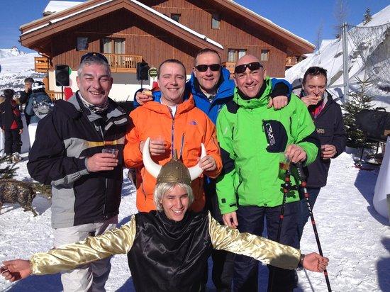 Club Med Peisey-Vallandry : le retour du ski.