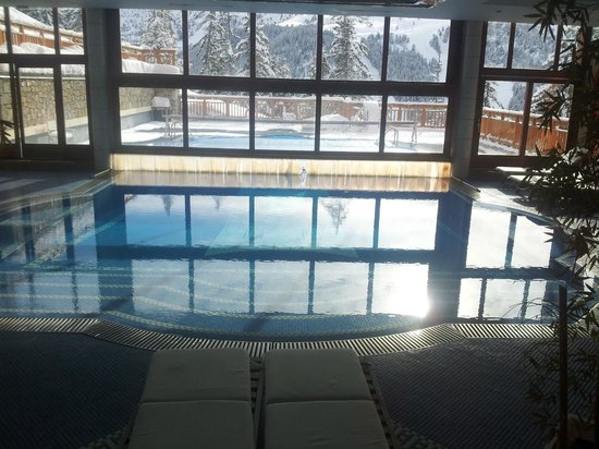 Club Med Meribel l'Antares : piscine