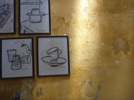Teapot Cafe : déco