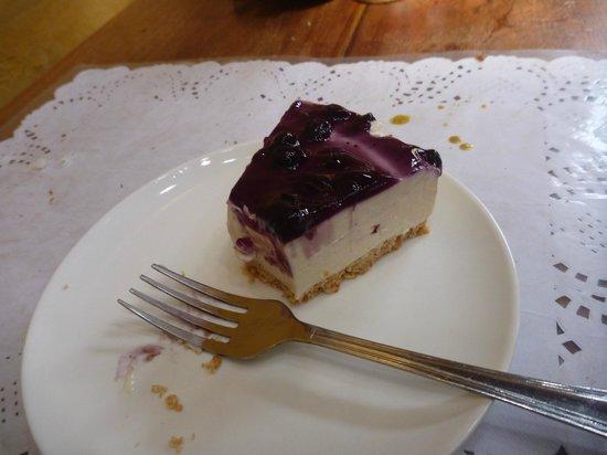 Teapot Cafe : cheese cake
