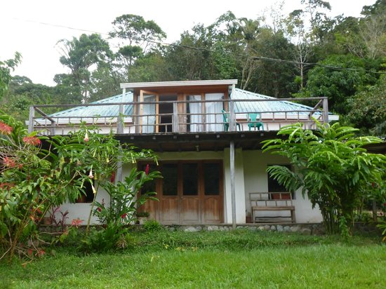 La Canasta Eco Lodge : The lodge