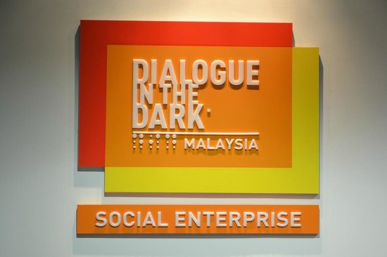 ‪Dialogue in the Dark, Malaysia‬