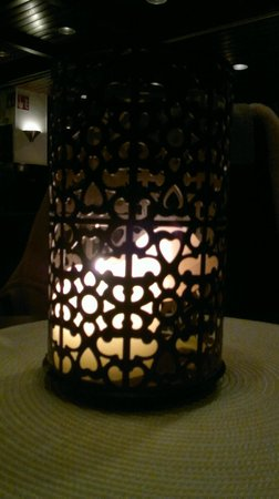 Break Sokos Hotel Tahko: Candle light