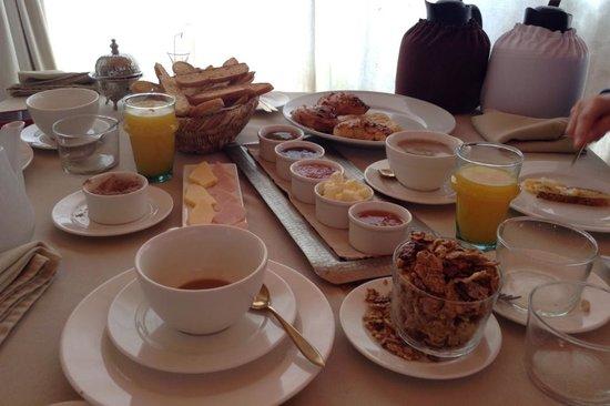 Riad Abracadabra: Breakfast