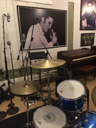 Sun Studio: Where Elvis Got His Start!