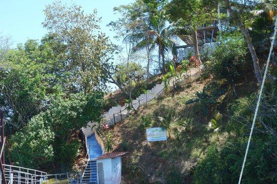 Hotel Boca Brava : Entrée de l'hotel