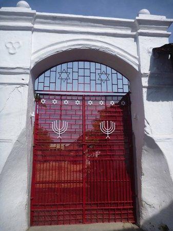 Paradesi Synagogue : ext